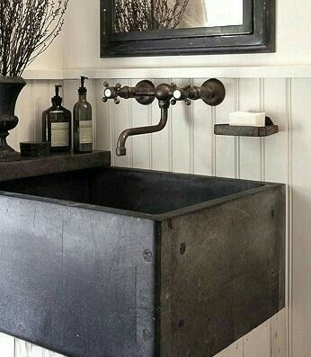 modern laundry room sinks | 51 best images about HOME: Laundry Room on Pinterest ...