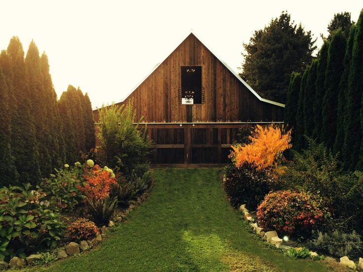Our Beautiful New Barn Wedding Venue