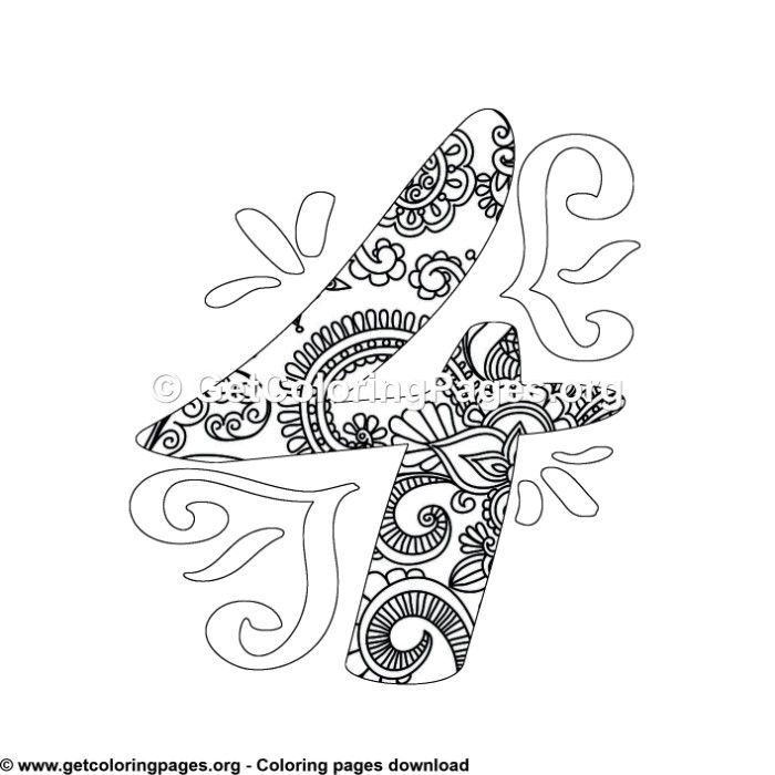 Getcoloringpages Org Tons Of Free Coloring Pages For Adults And Kids Mandala Coloring Pages Owl Coloring Pages Coloring Letters