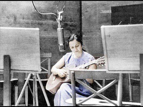 Violeta Parra- Que pena siente el alma