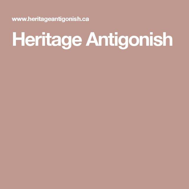 Heritage Antigonish