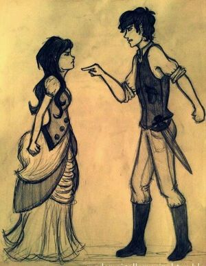 Will and Cecily Herondale