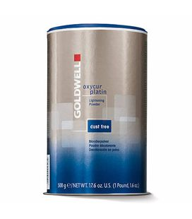 Goldwell Oxycur Platin Decolorante en Polvo 500ml