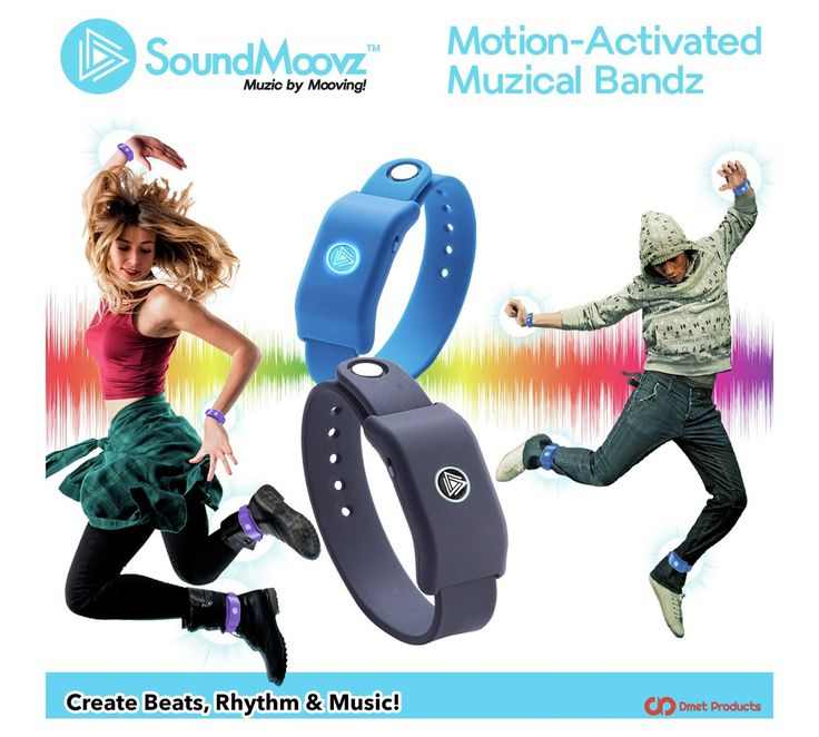 Buy Beat Moovz SoundMoovz Motion-Activated Musical Bandz & App at Argos.co.uk, visit Argos.co.uk to shop online for Electronic toys and games, Electronic toys, Toys