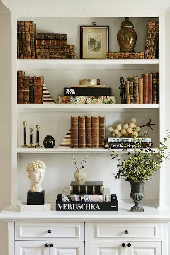 204 best Styling Bookshelves images on Pinterest  3 shelf