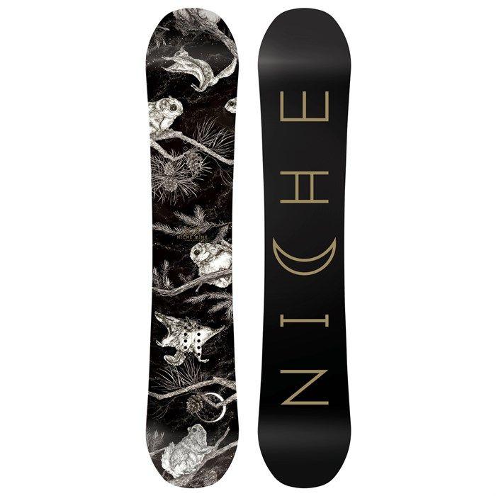 Niche - Minx Snowboard - Women's 2018