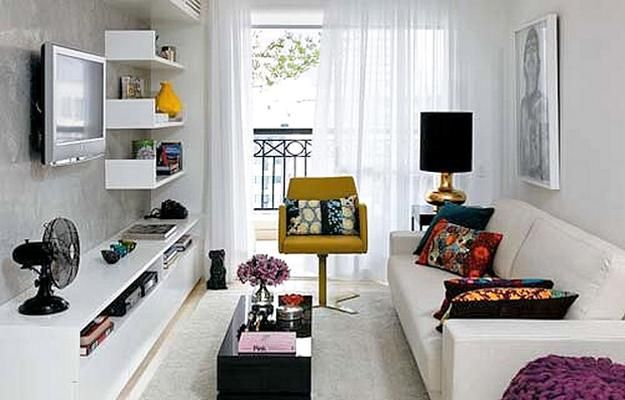 Home Staging Tips and Interior Design Ideas for Narrow Small ...