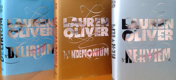 Kompletní trilogie Delirium od Lauren Oliver http://www.cooboo.cz/serie-2-delirium