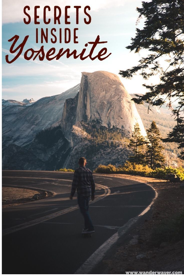 Exploring Secrets Inside Yosemite Park Camping Grounds