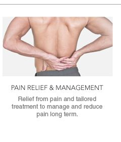 When you're in #pain, you just want it to stop. Easing your pain and getting you comfortable are the number one priorities when you visit our clinic. You'll find a compassionate team who listen and use their expertise to reduce your pain as swiftly as possible.