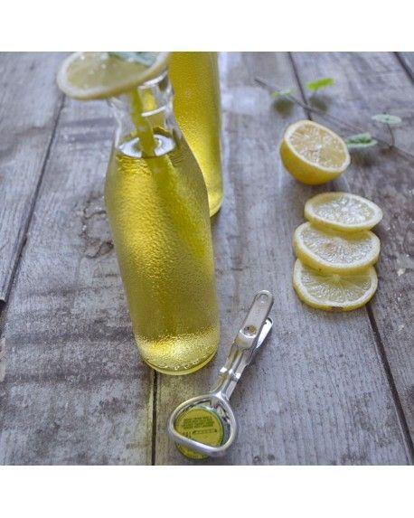 CLIP Pino Una clip per aprire le tue bibite! Comoda! #food #drink #recycledaccessories