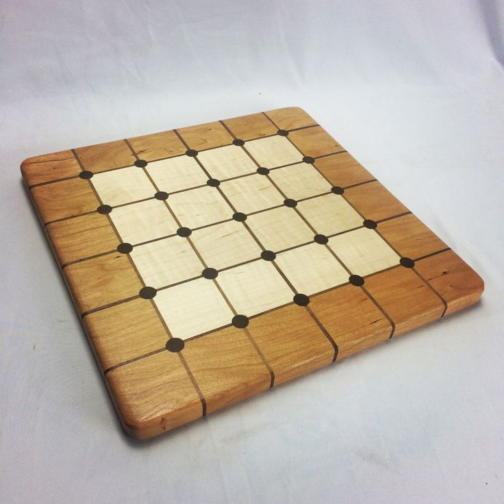 TAK Game Board 5x5 and 6x6 by HartmanWoodworks on Etsy