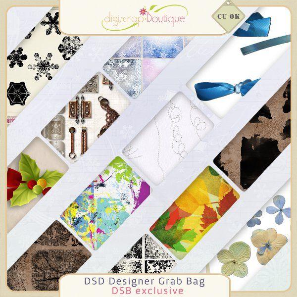 DSD exclusive Designer GrabBag