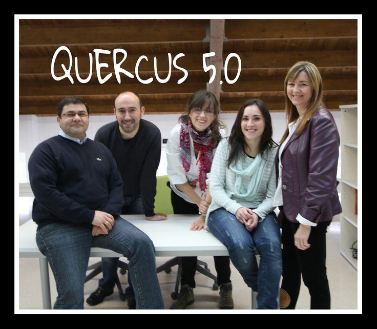 5- Asociación Quercus 5.0, nace después de la primera Lanzadera de Empleo y Emprendimiento Solidario de la Fundación Santa María la Real, realizamos varias actividades, y de ambas participaciones gane en valores, contactos y auto conocimiento.