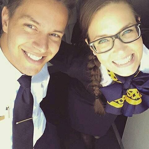 its incredible how fast the time flies still loving the job since the first day  #love #aviation #crewlife #crewlove #losangeles  #lufthansa #flightattendant #flugbegleiter #layover #cabincrew #cabinattendant #cabincrewfun #crewfie #flightattendantsdoitbetter #nonstopyou #fun #instaguy #airbus #models #lufthansacrew #lufthansagroup #smile #colgate #jumpseatcrew #instadaily #airline : @martin_koell