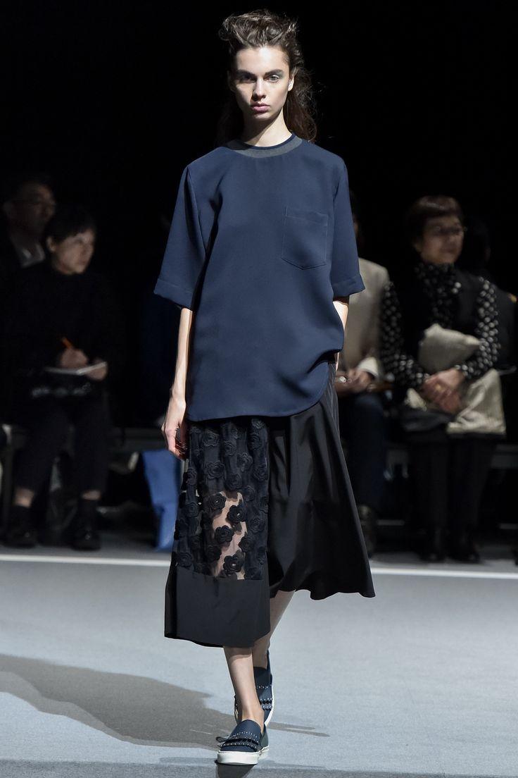 Ujoh Tokyo Spring 2016 Fashion Show
