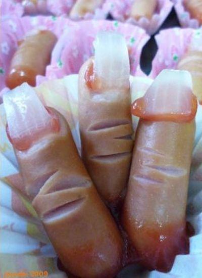 The 15 Best Halloween Party Food Hacks | Teen.com                                                                                                                                                     More