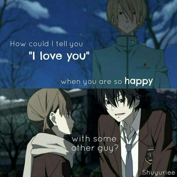 Anime Love Quotes 109 Best Anime Quotes Images On Pinterest  Manga Quotes Sad Anime