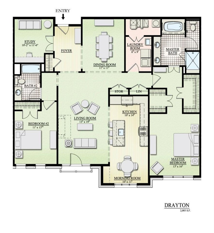 Drayton - For more information on pricing and building availability  visit our web site>>