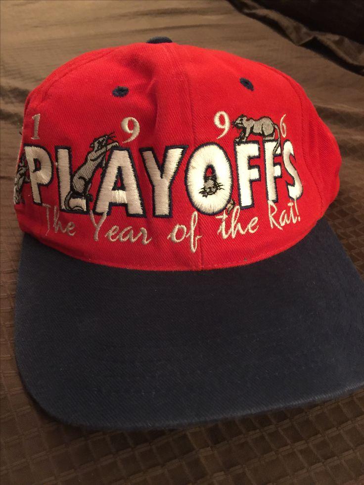 1996 Florida Panthers Playoffs