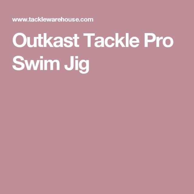 Outkast Tackle Pro Swim Jig