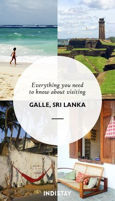 Discover the historic charms of #Galle, Sri Lanka -- a UNESCO World Heritage Site -- with our handy travel guides. #Indistay