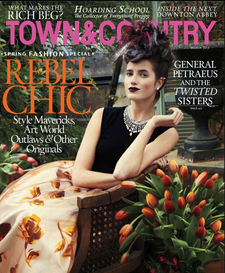 Love Rebel Chic March cover of Town