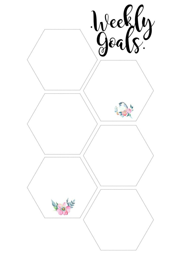 best 25  goals printable ideas on pinterest