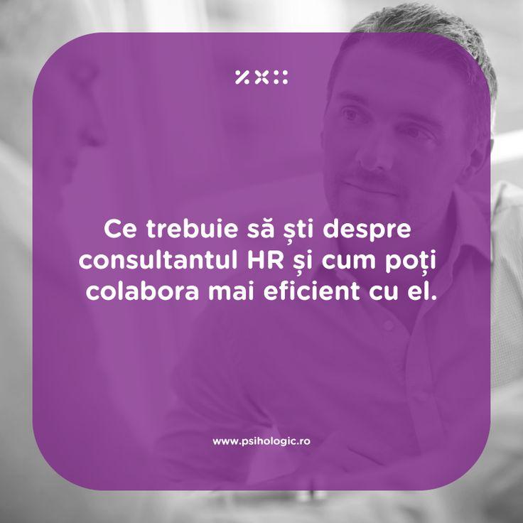 Consilierii HR sunt o resursă destul de importantă pentru cei care își caută un loc de muncă. Fie că încerci să îți dai seama ce vei face în continuare,  dorești să ai un CV bine scris sau ai nevoie de câteva sfaturi pentru un interviu, ei te pot îndruma și îți pot oferi sugestii de locuri de muncă care sunt potrivite pentru nivelul tău de experiență.