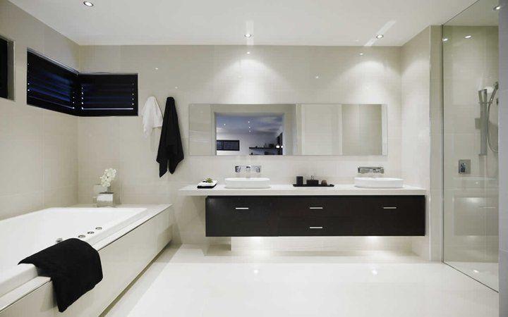 Metricon Lindrum bathroom