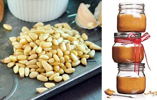 Little Indulgence: Roasted Pine Nut Butter