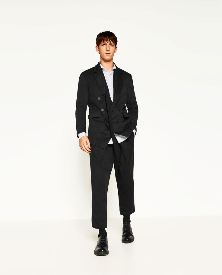 - COSTUMES-HOMME | ZARA France