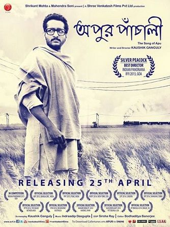 Apur Panchali (2014) - Bengali Movies | Reviews | Celebs | Showtimes | Tollywood News | Box Office | Photos | Videos - BongoAdda.com