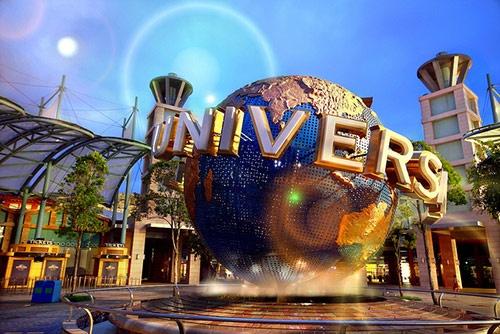 #singapore #universal studios