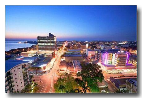 Hotel Crowne Plaza 4 **** / Darwin / Australie