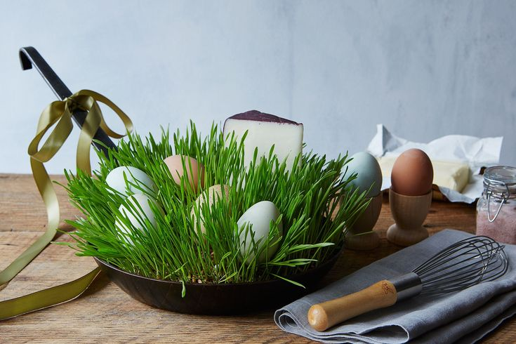 Inventiveways to fill an Easter Basket for your dearest (whether they deserve one or not).