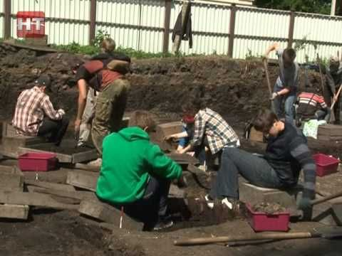 Работа на новгородской земле для археологов оказалась богатой на события