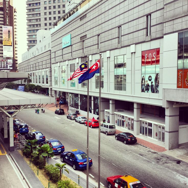 Johor Bahru City Square Mall Malaysia