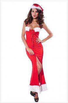 Kerstmis kleding ( muts riem kostuums )