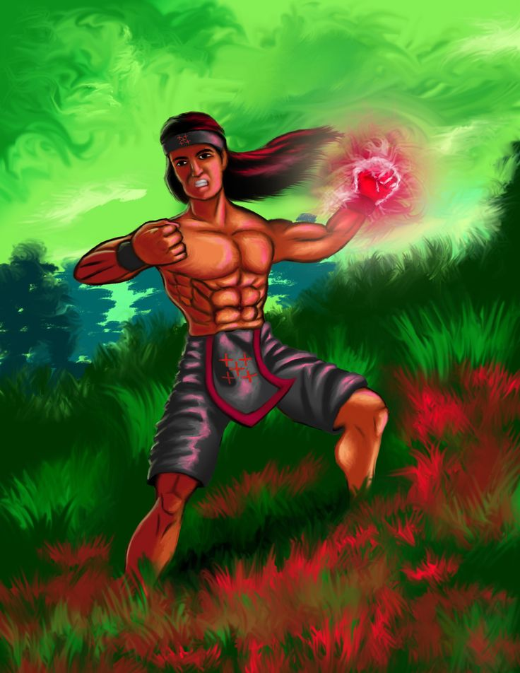 Un weichafe (en mapudungun= guerrero de la etnia mapuche)