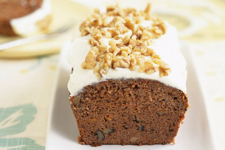 Serve this moist gluten-free carrot cake with real cream cheese icing at afternoon tea and watch everyone come back for more.