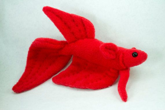 17 best images about plush fish on pinterest starfish for Fish stuffed animal
