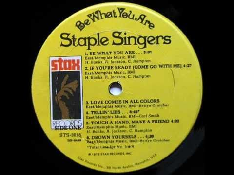 The Staple Singers - If You're Ready (Come Go with Me) <3 <3 Yeaaahhhh..Come go with ME <3 <3