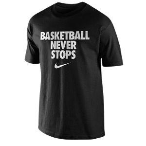 Nike Basketball Never Stops T-Shirt #Eastbay