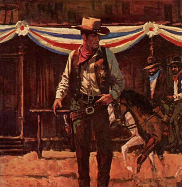 2105 Best Vintage Western Pulp Images On Pinterest