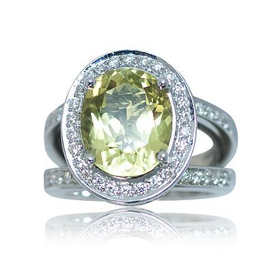 This is one more dazzling colorful gemstone ring - Parris Jewelers, Hattiesburg, MS #gemstonering