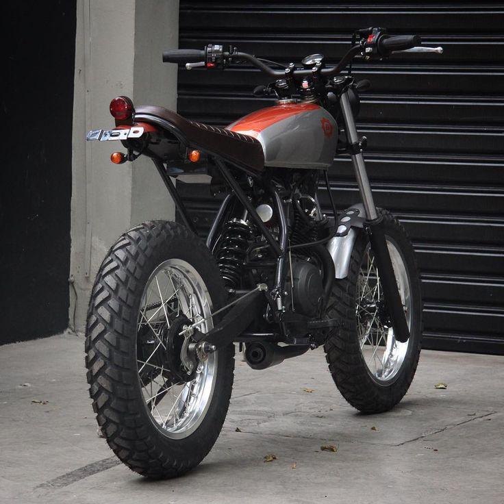 41 best images about cafe racer tracker 125cc on pinterest nu 39 est jr engine and compact. Black Bedroom Furniture Sets. Home Design Ideas