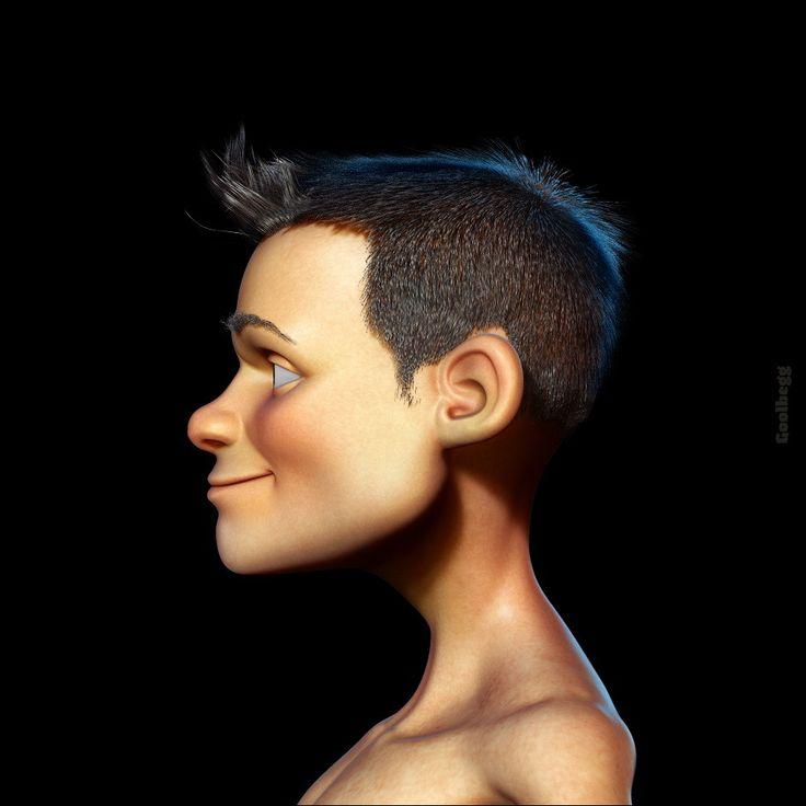 ArtStation - The Kid, Martin Guldbaek