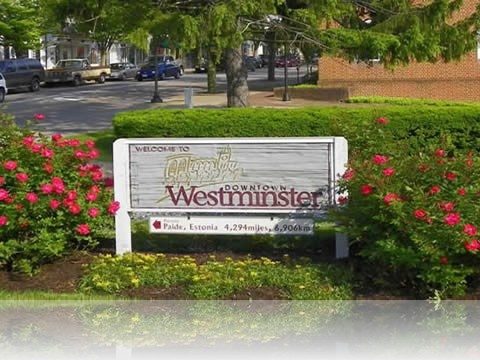 My Hometown....Westminster, MD