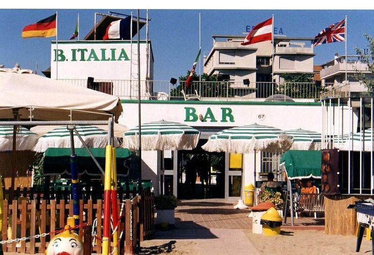 Cesenatico italy bagno italia italian in my past life pinte - Bagno italia cesenatico ...
